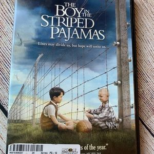 Other - The Boy in the Striped Pajamas DVD